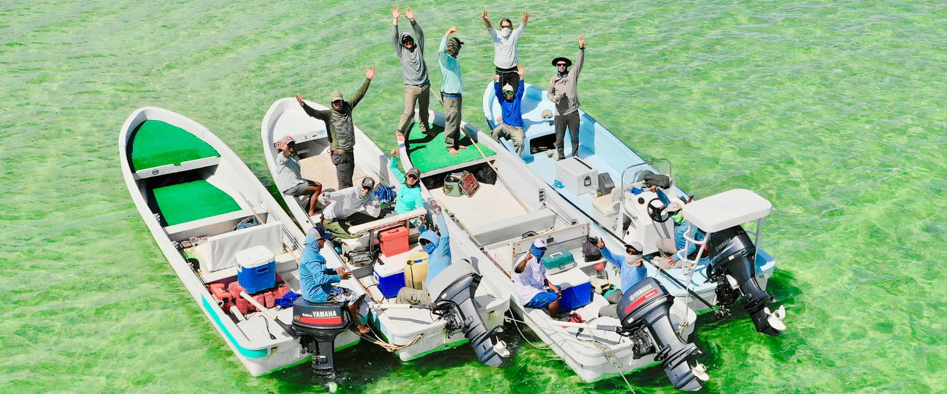 The Xflats Saltwater Fly-Fishing Guides of Xcalak, Mexico