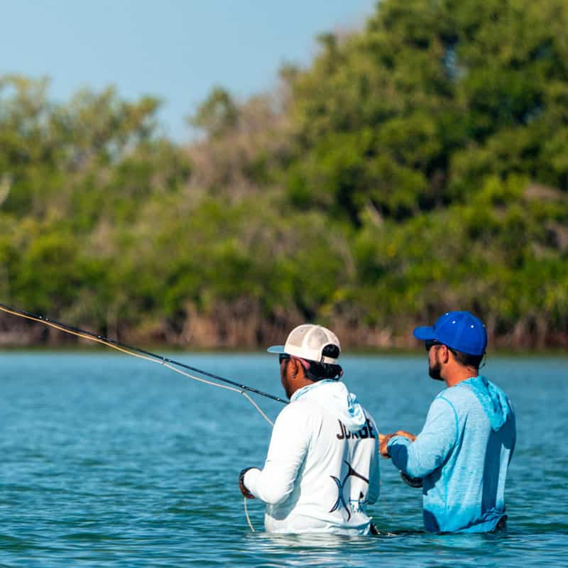 The Xflats Saltwater Fly Fishing